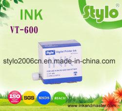 Vt600 la impresión de tinta para la Ricoh vt2100, 2150, 2200, 2250 Impresora
