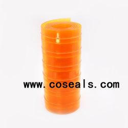 테이블 피복을%s 유연한 PVC 플라스틱 장 롤