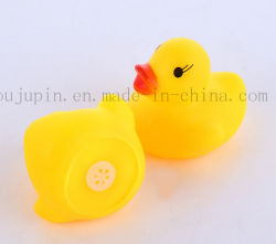 Le logo OEM d'enfants Les enfants de divers canard de bain en caoutchouc de jouets en plastique