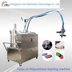 Produtos de borracha de silicone de espuma de PU máquina Máquina de espuma de poliuretano de máquina da sapata de Espuma de Baixa Pressão da máquina Máquina de espuma de equipamentos de poliuretano