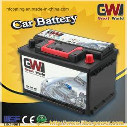 DIN75 Mf 자동 지도 산성 자동차 배터리