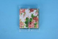 Poche de haute qualité de la Chine de gros de mouchoirs de papier, face à des tissus,