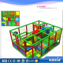 ملعب للأطفال داخلي نظام معدات مركز لعب الأطفال