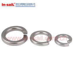 ISO7091, DIN126, DIN127, розетки, одной катушки пружинные стопорные шайбы