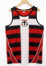 Colete os homens australiano equipa de Impressão por Sublimação Térmica Jersey Shirts Afl vestuário (S8297)