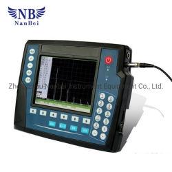 شاشة LCD رقمية محمولة كاشف عيب بالموجات فوق الصوتية