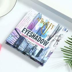 Caixa de embalagem de cosméticos de alta qualidade Embalagem Paleta Eyeshadow