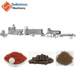Linea di produzione automatica dell'alimentazione dell'alimento del biscotto di cane dell'animale domestico