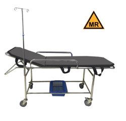 Non-Magnetic носилки тележки / СОВМЕСТИМО С МРТ регулируемый стола пациента
