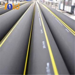 Alta qualidade de abastecimento de gás20-800 DN do tubo de HDPE da linha de produção