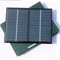 12V 1.5W стандартной эпоксидной солнечные панели мини-солнечных батарей Polycrystalline кремния DIY питание от аккумулятора модуля заряда