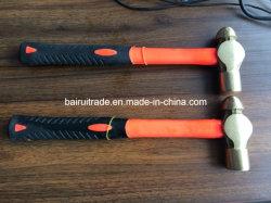 16oz латунным молотком Pein шаровой опоры рычага подвески с ручкой