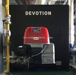 Gas, Olie, de Dubbele Boiler van het Hete Water van de Brandstof met Europese Brander