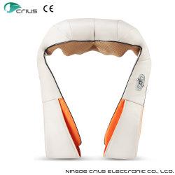 Идеальный вибрирующие шиатсу шейный ремень безопасности с функцией массажа