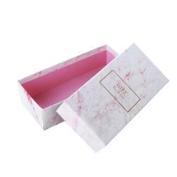 Luxuxhochzeits-Wein-Geschenk-Kasten-Papier mit Kappe und Beutel