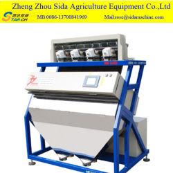 米の製粉のプラントの自動カラー選別機の米