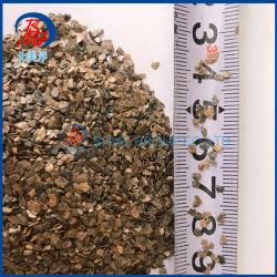 Forros de fricción y la construcción revestimientos utilizados vermiculita