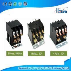 LC1d Contactor magnético AC, componentes eletrônicos