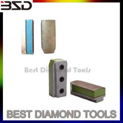 Diamant Fickert Metallbondpolierblock für Steinplatte