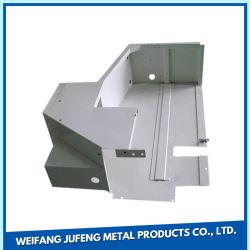 De industriële Delen die van de Machines van de Verwerking van het Metaal het Stempelen de Delen van het Roestvrij staal lassen