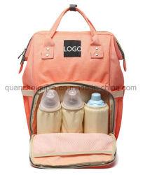 OEM Wasserdichte Reisetasche Mummy Baby Wechselzufuhr-Windeltasche Hochwertige Outdoor-Rucksack aus Oxford