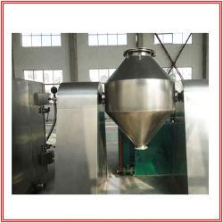 Baixa temperatura de secagem a vácuo de cone duplo de carbono ou grafite em pó da máquina