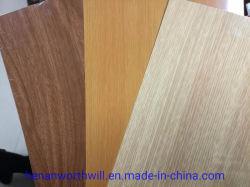 Alta calidad de imitación madera aluminio/lámina de aluminio para la construcción