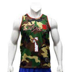 فريق هالونج مان الرياضية الرياضية الرياضية الجيرسي بالجملة كرة السلة جيرسي مخصص كرة السلة قميص