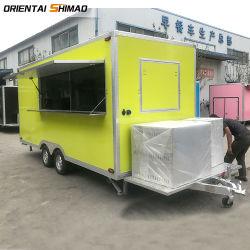 Serviço personalizado cozinha móveis churrascos Carrinho Alimentar Design