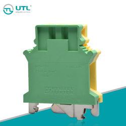 UTL 콤비네이션 70mm2 단자가 접지 커넥터를 통해 공급을 합니다