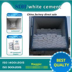Fábrica de cemento blanco de alto rendimiento fabricados en China