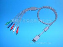 Les câbles de composant pour Wii
