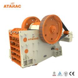 Hohe Kapazitäts-Kiefer-Zerkleinerungsmaschine-Gerät (JC210)