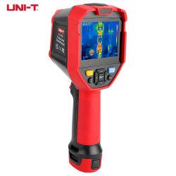 3.5인치 크기의 UNI-T UTi320E 전문가용 핸드헬드 열화상 카메라 IPS 화면 지원 와이파이 및 모바일 앱 연결 실시간 표시