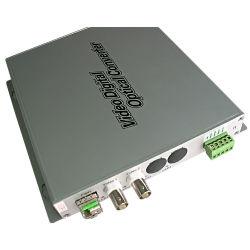 2 canal vidéo / audio / 485 / 422 / Io / Ethernet / appel Émetteur optique récepteur (GY-2V-TL)