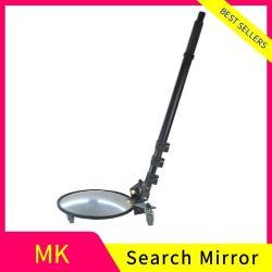 MK из нержавеющей стали Телескопический осмотр Зеркальное зеркало Осмотр Зеркальное зеркало Конвекс Зеркало портативное под зеркалом поиска автомобиля