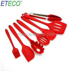 Outils de cuisson en silicone sans BPA Ustensiles De Cuisine Vaisselle Set Gadget de cuisine