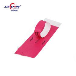 Cheap bracelets RFID Mifare 1K Bracelets en papier jetables