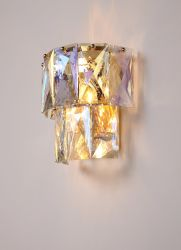 Mais modernas Sala Corredor decorativos de moda Crystal candeeiro de parede (BL920/250-M)