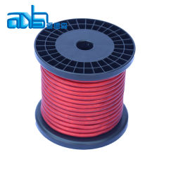 CCA hohe Qualität 8ga 100m / Kunststoff Reel Auto Audio-Stromkabel