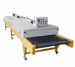 Industrielle Förderband Typ Mikrowelle Ofen für Gewebe Trocknen
