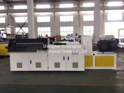 PE/ WPC Profil extérieur Ligne de Production de revêtements de sol Decking extrusion plastique en bois composite de la machine