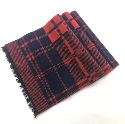 2021 새로운 디자인 핫 셀링 패션 Wool Woven Scarf in 가을과 겨울 Ws24704-1