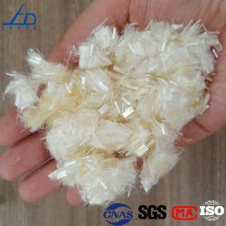 Синтетические волокна измельченной PVA волокна
