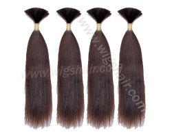 Capelli umani in serie di Yaki migliori Remy dei capelli naturali