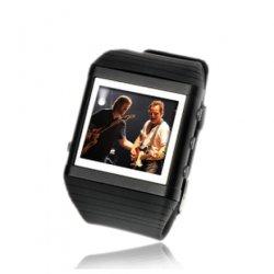 8GB 1.8インチの腕時計MP4/MP3プレーヤー(AE-BR-L83)