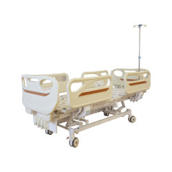 Mn-MB010 Cama Pediátrico Menino Manual cama de hospital