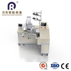Bonne qualité bon service après-vente de rideaux d'indexeur entièrement automatique machine plissage durables de pincement