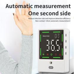 Intelligent kein Noten-Palmen-Thermometer-Digital-an der Wand befestigter Thermometer mit automatischem Warnungssystem