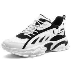最も売れ行きの良いSneakrは空気方法スポーツの靴、インポートメンズ贅沢なスニーカー、人のための高い上のバスケットボールのスニーカーを決め付ける